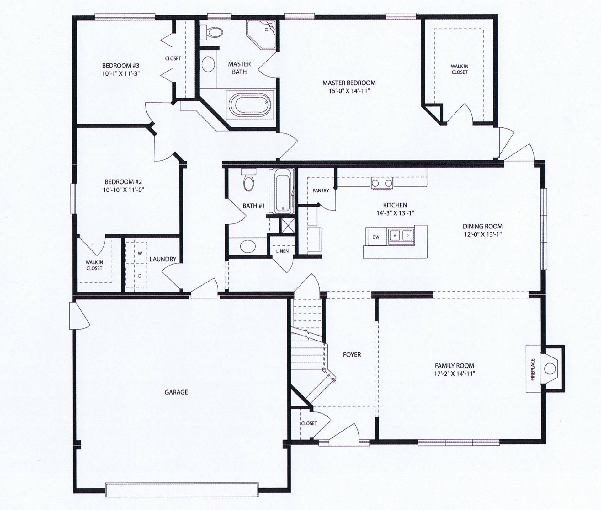Floorplan castlefocus for Interior design floor plan